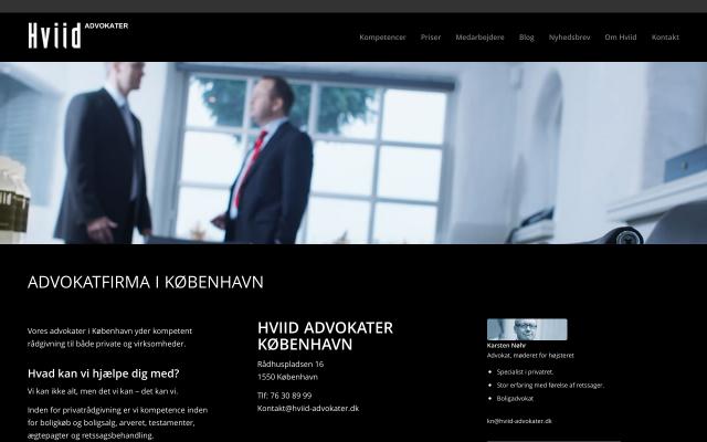 Advokat i København