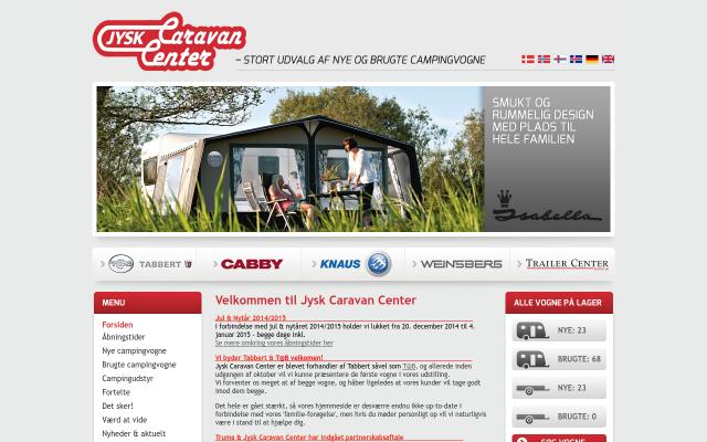www.jysk-caravan.dk