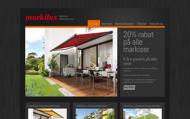 www.markiluxmarkiser.dk