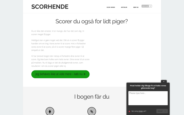 Scorhende.dk