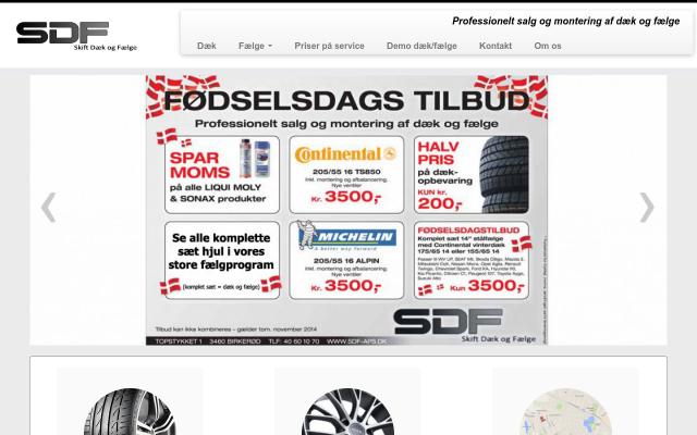 www.sdf-aps.dk