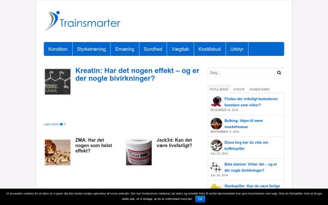 Trainsmarter.dk