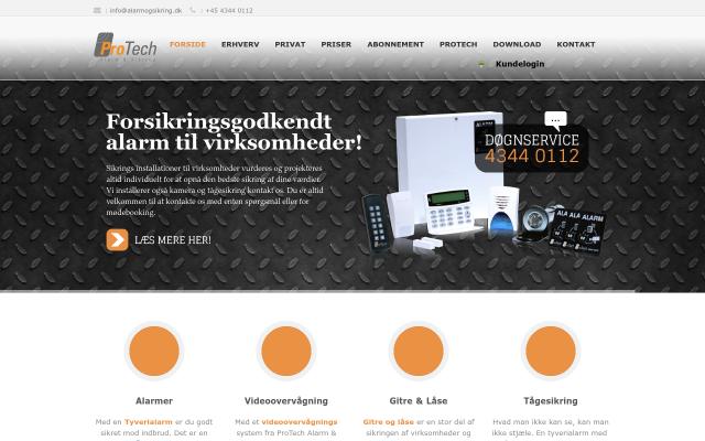 www.alarmogsikring.dk
