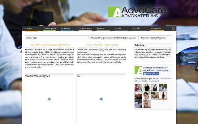 www.advocare.dk