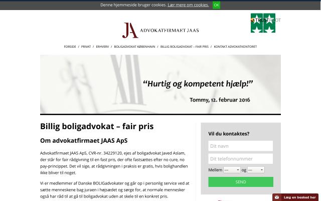 www.advokatjaas.dk