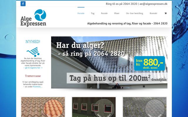www.algeexpressen.dk