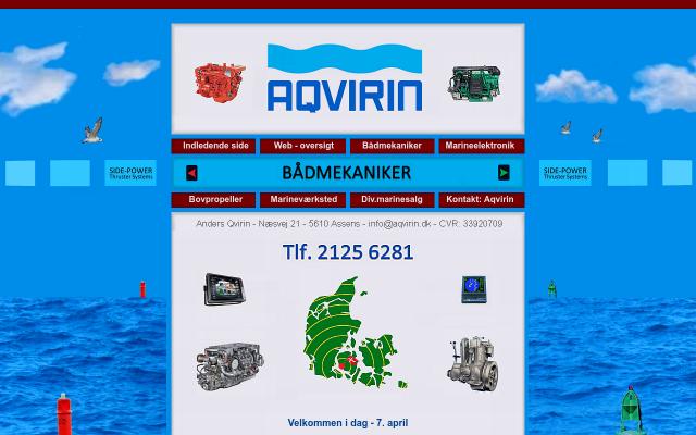 www.aqvirin.dk