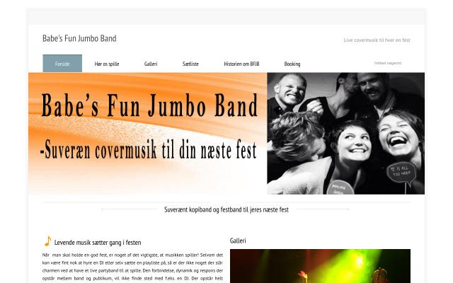www.babesfunjumboband.dk