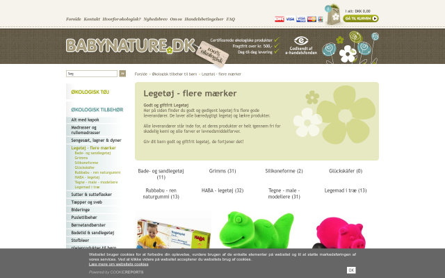 www.babynature.dk