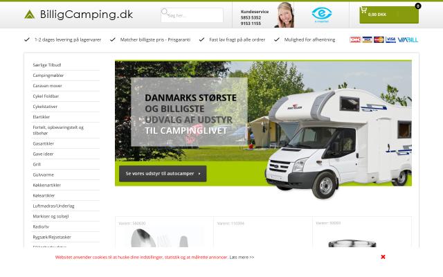 www.billigcamping.dk