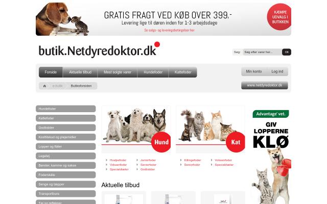 www.butik.netdyredoktor.dk