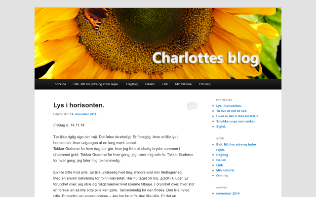 www.charlotsblog.dk