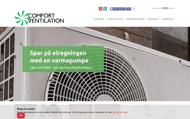 www.comfortventilation.dk