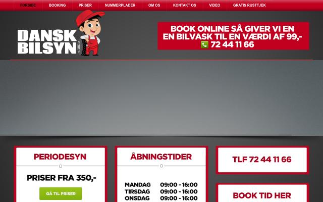 www.danskbilsyn.dk