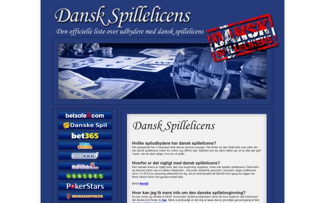 www.danskspillelicens.dk