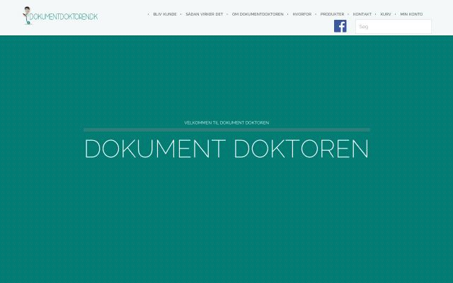 www.dokumentdoktoren.dk