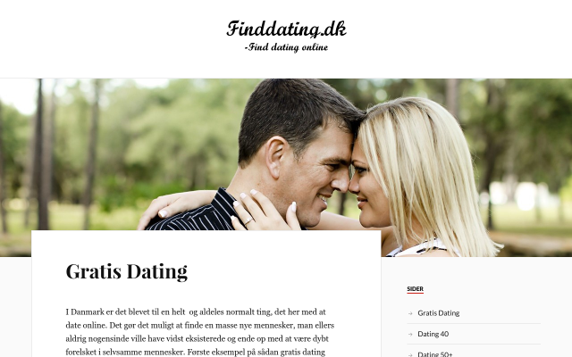 datingsider for handicappede Ringsted