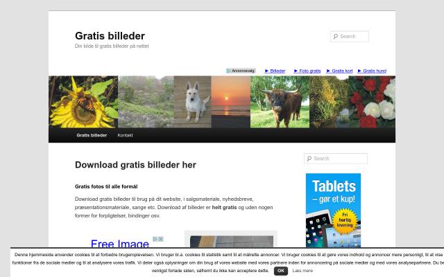 www.gratis-billeder.dk
