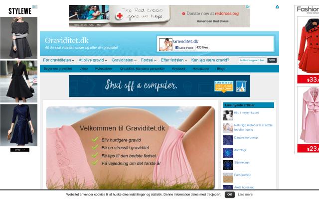 www.graviditet.dk