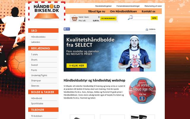 www.haandboldbiksen.dk
