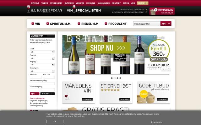 www.hjhansen-vin.dk