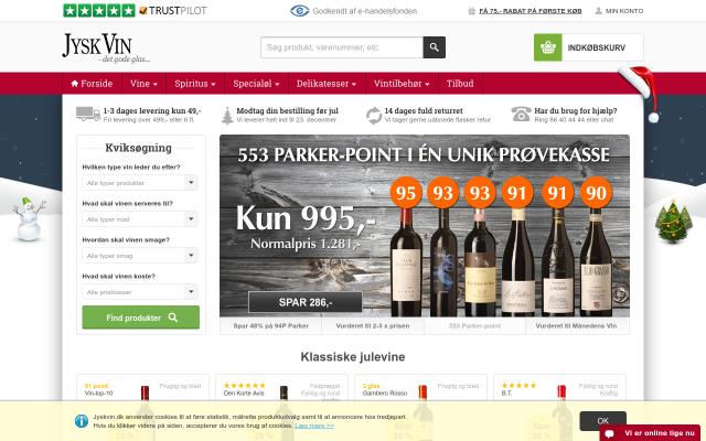 www.jyskvin.dk