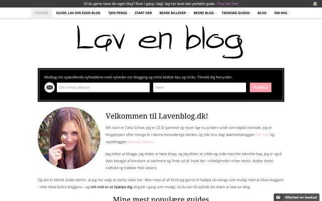 www.lavenblog.dk