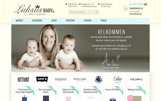 www.luksusbaby.com
