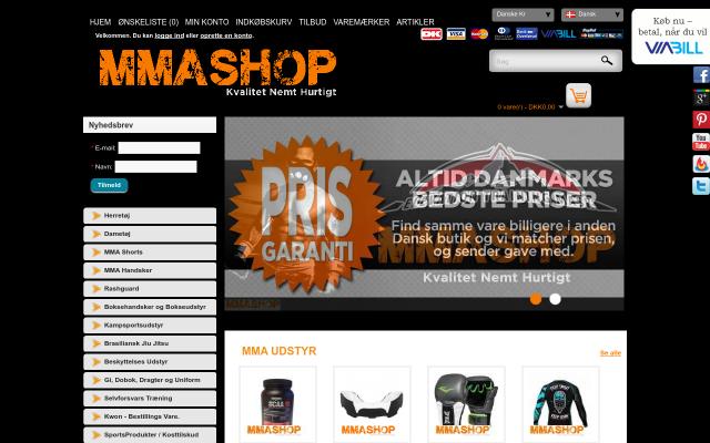 www.mmashop.dk