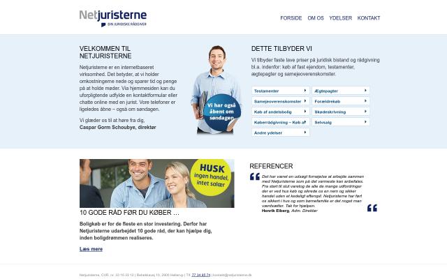 www.netjuristerne.dk
