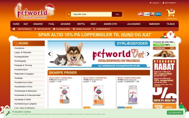 www.petworld.dk