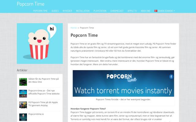 www.popcorn-time.dk