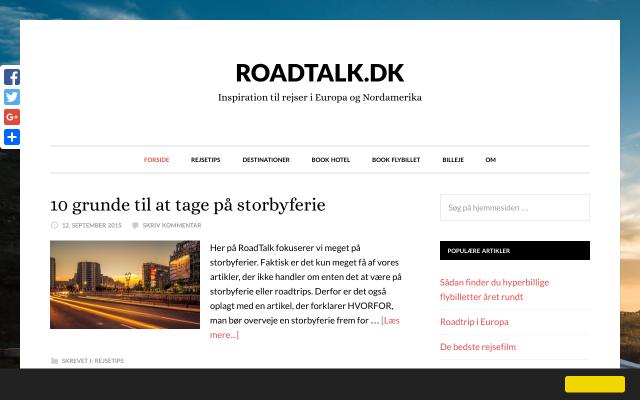 www.roadtalk.dk
