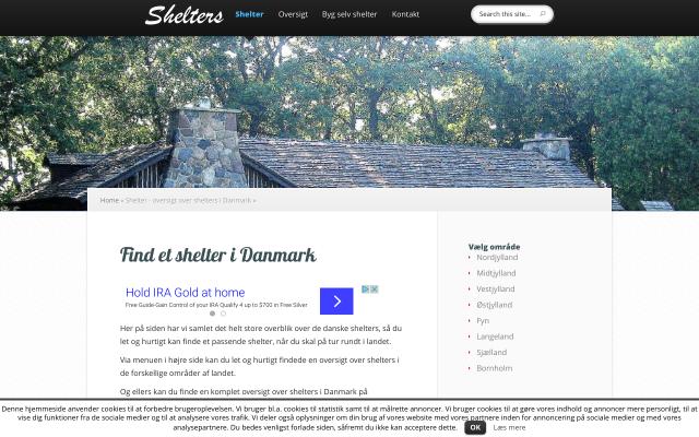 www.shelter-oversigt.dk