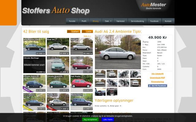 www.stoffersautoshop.dk/bilsalg