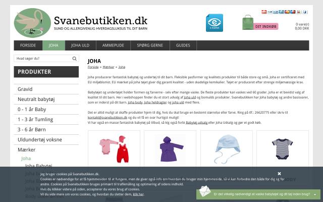 www.svanebutikken.dk