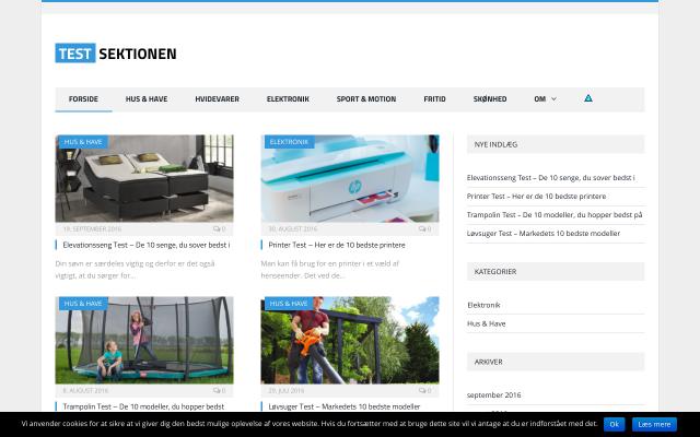 www.testsektionen.dk
