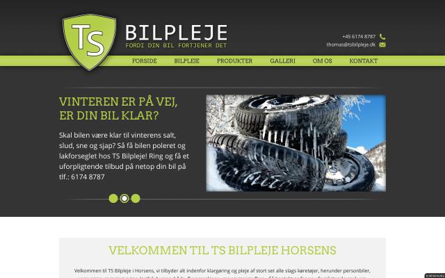 www.tsbilpleje.dk