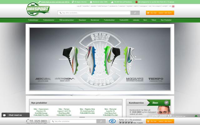 www.unisport.dk