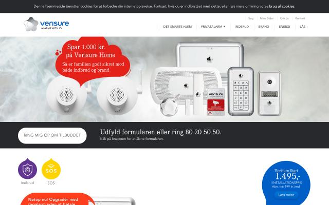 www.verisure.dk